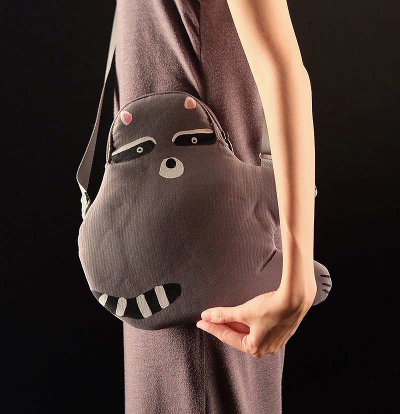 Fat Racoon Sling Bag