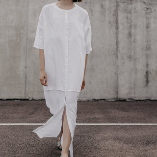 Linen Dress Motumo – 18S2