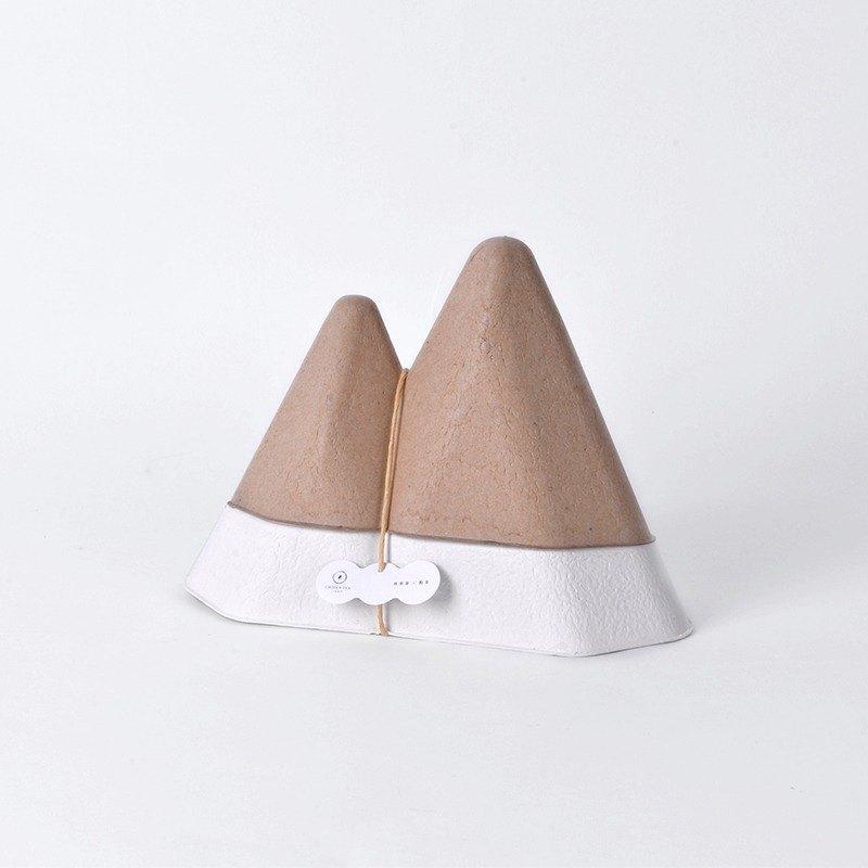 點茶1869台灣茶系列-山型禮盒4入組