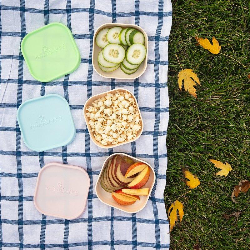 【新色上市】樹薯澱粉製成 聚乳酸點心碗組系列商品 - 共四款