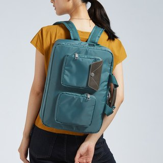 "Matter Lab LUSTRE 3 with 15.6"" high performance backpack - Sugi Green"