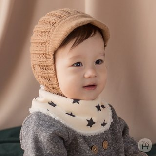 Happy Prince Korean Benjamin Warm Baby Child Bib Scarf
