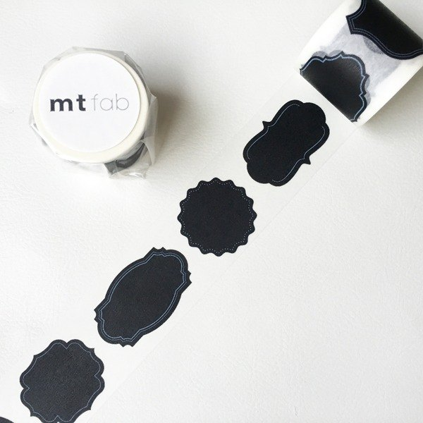Mt and paper tape fab blackboard [label (MTBB004)]