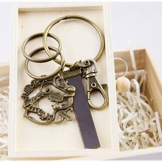 Want to send flowers dependents Straps / Key Chains