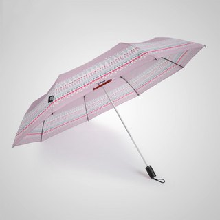 [German kobold] Disney official authorization - rain umbrella - pattern Mickey - pink