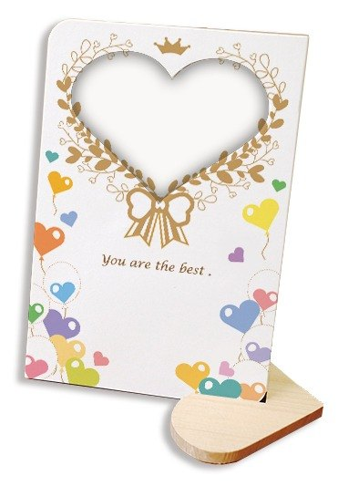 Love reward 60 seconds log box sound and light recording card postcard photo frame photo thank you card