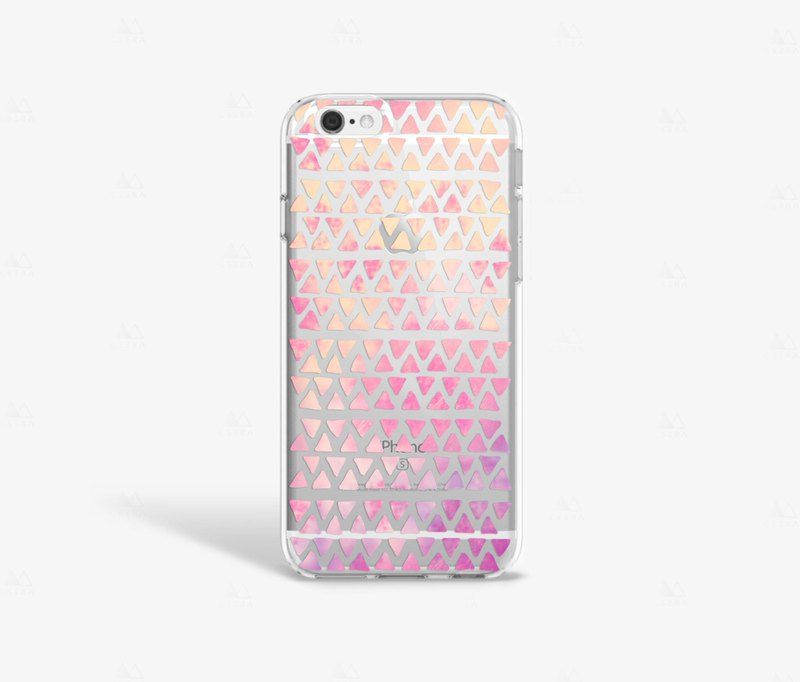Geometric iPhone 7 Case Clear iPhone 8 Case Clear iPhone 7 Plus Case iPhone 6S