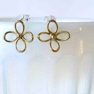 Flower Pierce (brass)