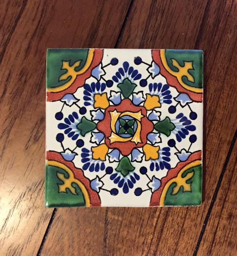 Additional replenishment! Spanish-style hand-painted tiles P subsection (a total of 25 models)