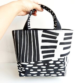 Daily lane diversion handbag