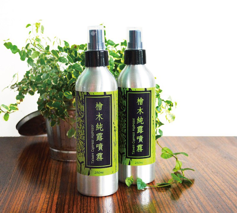Taiwan Elm Pure Lotion Spray (40+5ml / 250ml) - Summer Moisturizing Dangdang