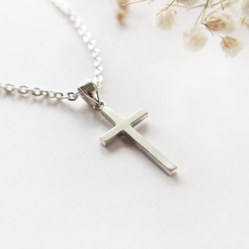 【Classic Style】925 Silver Crucifix  Necklace