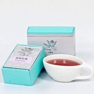 [Panning tea]FiningTea [Loss] Rose ∣Caffeine-free, no heat ∣10 pack