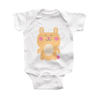 modern moose-rabbit-infant-bodysuit
