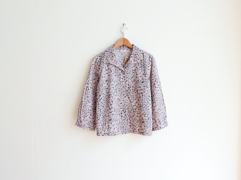 Vintage / Shirt / 3/4 Sleeve no.126 tk
