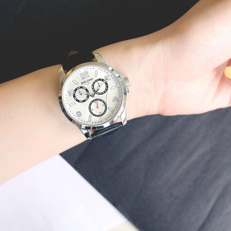 【PICONO】Mr. & Mrs.Pearl 系列手錶 / MM-4405