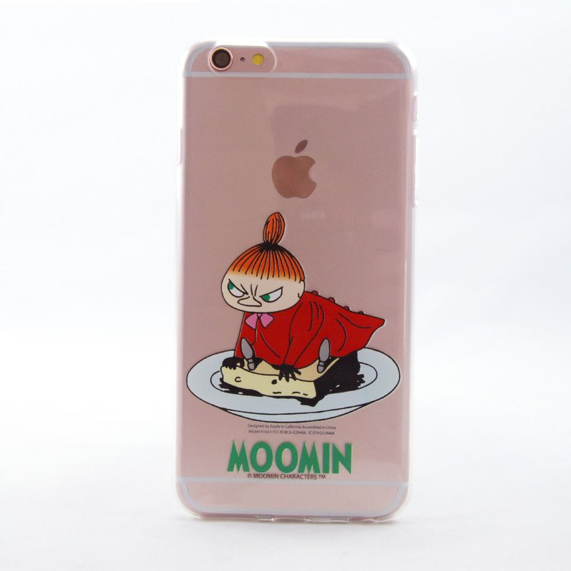Moomin license - what do you want? - TPU phone case <iPhone/Samsung/HTC/ASUS/Sony/LG/小米> AE87