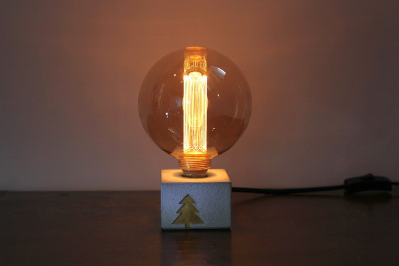 SYLVANIA-Mirage Golden Blessing Cement Lighting - G120 Crown