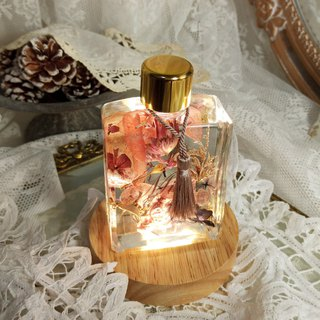 Christmas limited edition, golden rose, Christmas scented brick, rose queen fragrance spray