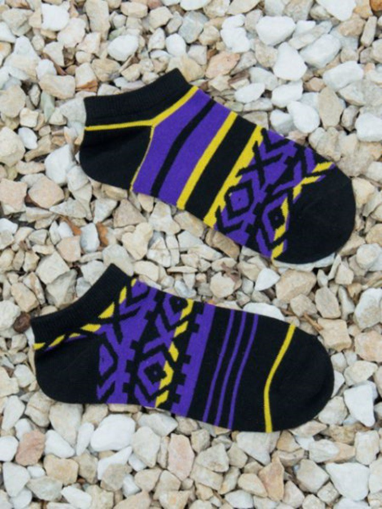 [Hot Pre-order] National Wind Totem Socks 24CM (Four Colors) CISP9210