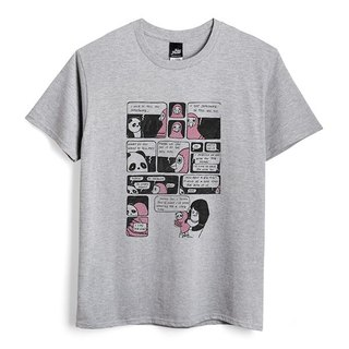 Love Story - Deep Gray - Neutral Edition T - shirt