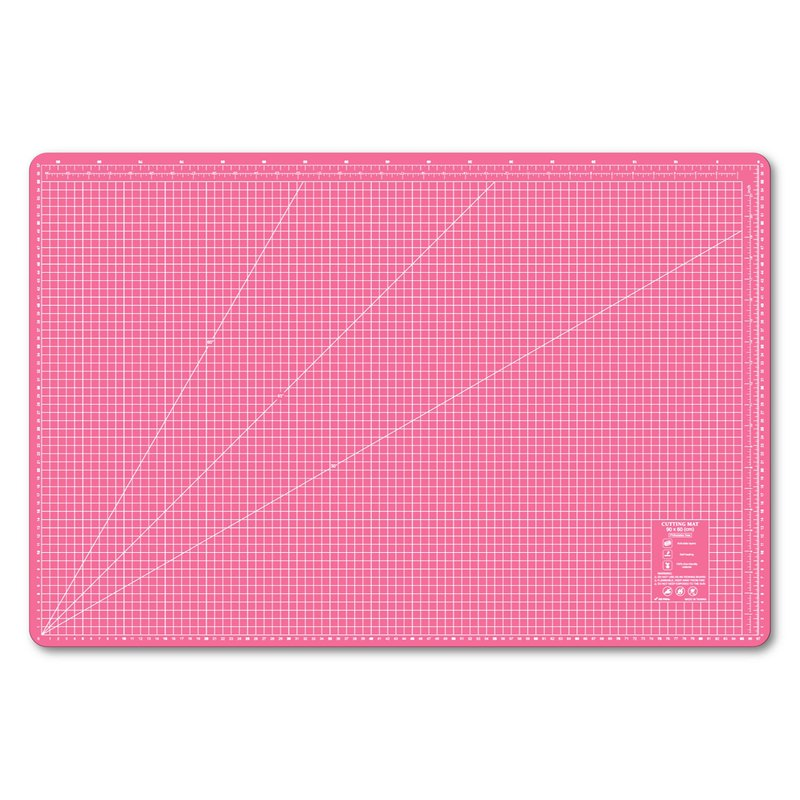 A1 pink custom environmental cutting board student table mat office stationery school office design gift gift