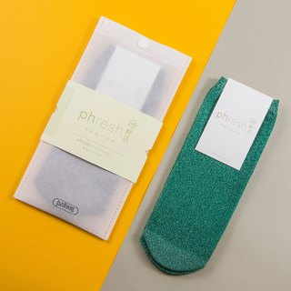 Argon Argon - Warm and Warm Women's Socks - Uranium Green