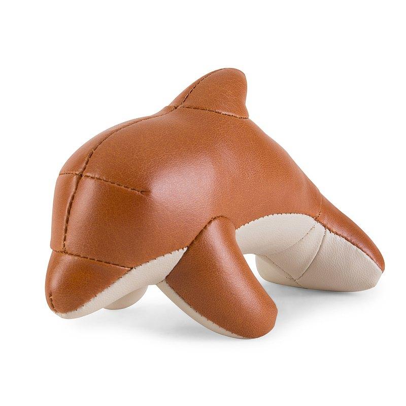 【售完即止 即將絕版】 Zuny - Dolphin 海豚造型動物紙鎮 / 書擋