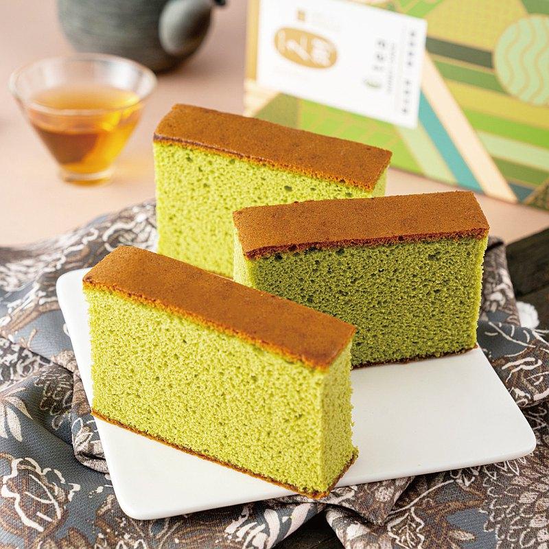 翠玉茗茶蜂蜜蛋糕(10片)