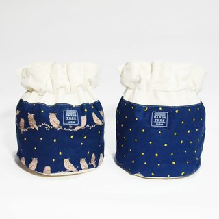:: :: Bangs tree dorsal bucket bag _ Owl and Star (the shelf)