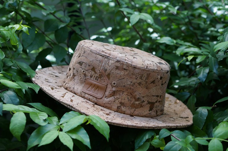 Hat Panama / gold