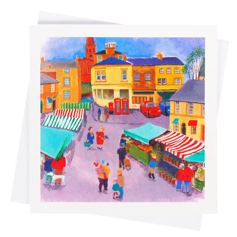 Gallery - Lively Market (Hallmark - Card Multipurpose)