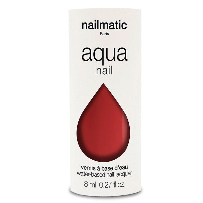 Nailmatic 水系列經典指甲油 - Poppy 珊瑚紅