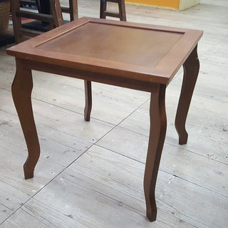 [Xiongkang wood workshop] small square table
