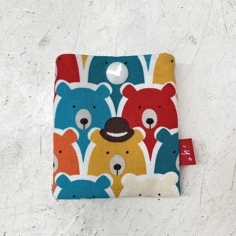 A lot of bears || Collection bags, collection bags, earphone bags, Airpods