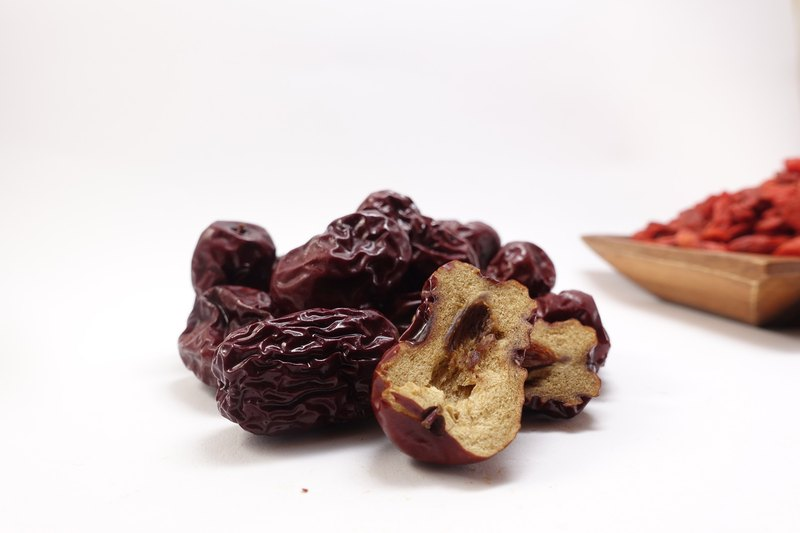 Natural Organic Red Date Dried 250g