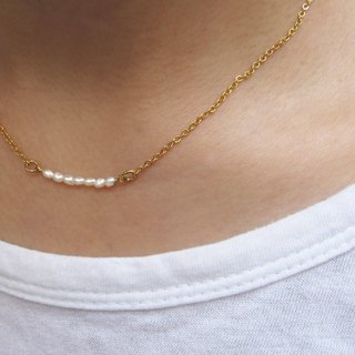 Miss Austin No. 1 Freshwater Pearl Necklace