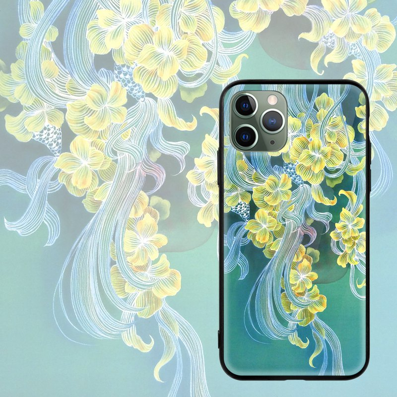 Bloom Butterfly Phone Case By Lin Ya Han a.k.a Nemo Lin PCYH02