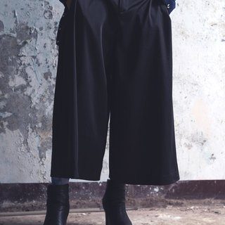 Live off nine big wide pants (162P04)