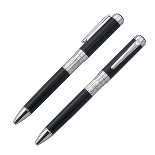 【Chris & Carey】 Toki Time Series (Lettering) / Plain Black Pen TKBP-02