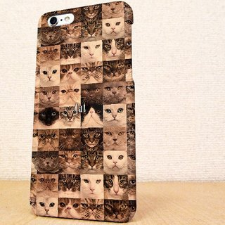 Free Shipping ☆ iPhone case GALAXY case ☆ Vintage Cat phone case