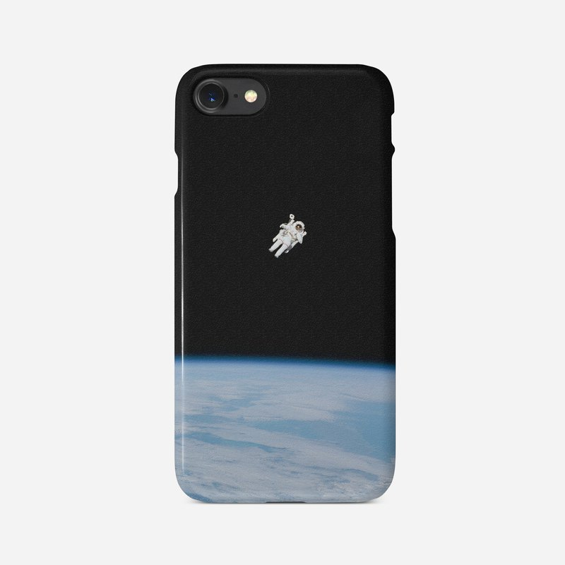 Space Walking Phone Case design by DelayKing Z999CC001