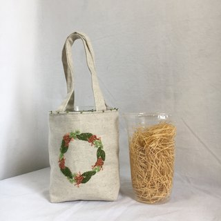 Cafe Bag Lease Flower