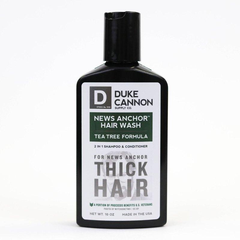 Duke Cannon 茶樹配方洗髮精