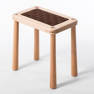 """Three and Workshop"" Europe stool"