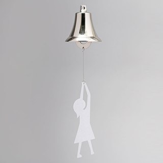Wind chime (girl)