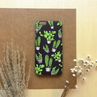 Cactus. Matte Case( iPhone, HTC, Samsung, Sony, LG, OPPO)