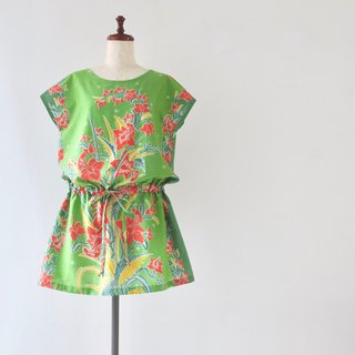 Tunic Dress Indonesian Fabric