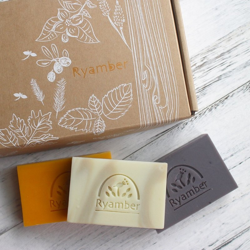 【Lei Anbo hand soap】 hand soap gift box. Three into the group │ with a gift │ Father's Day gift │ business gifts │ birthday ceremony