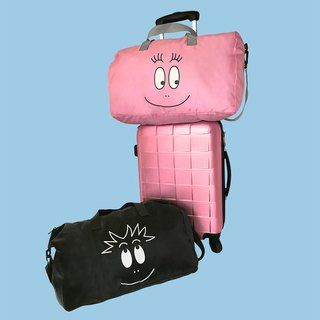 【BARBAPAPA Bubble】 Folding storage light travel bag · Genuine authorized card International